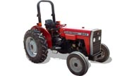Massey Ferguson 243 tractor photo