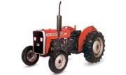 Massey Ferguson 250 tractor photo