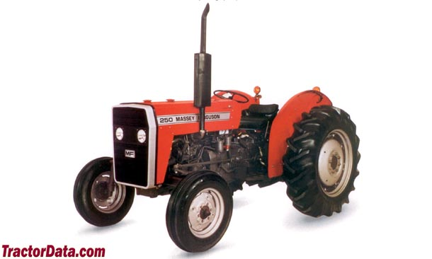 Massey Ferguson 250