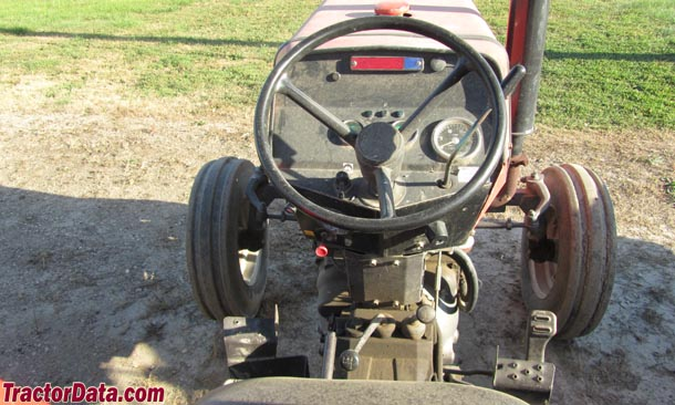 Massey Ferguson 261  transmission photo
