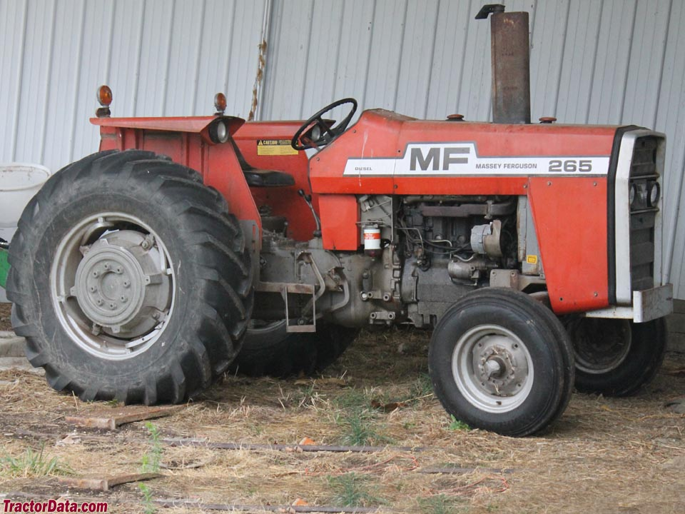 Massey Ferguson 265