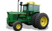John Deere 6030 tractor photo