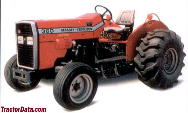 Massey-Ferguson 360 Low Profile