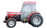 Massey Ferguson 384V tractor photo