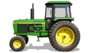 John Deere 4230 tractor photo