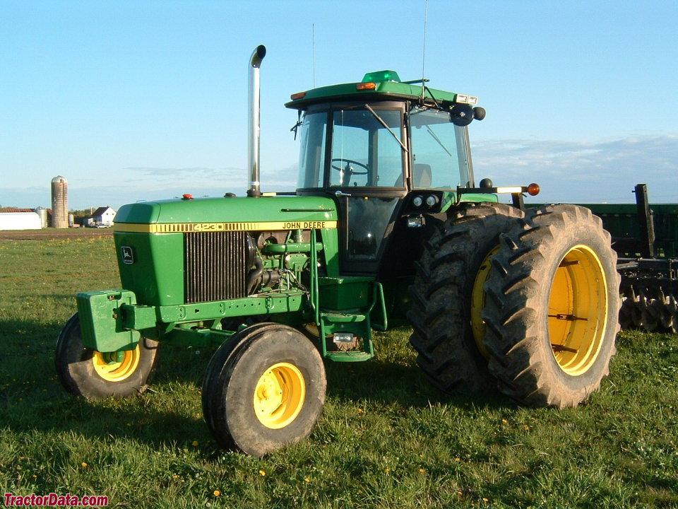 4230 John Deere : Tractordata john deere tractor photos information