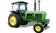 John Deere 4430 tractor photo