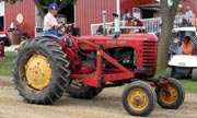 Massey-Harris 444 tractor photo