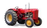Massey-Harris 555 tractor photo