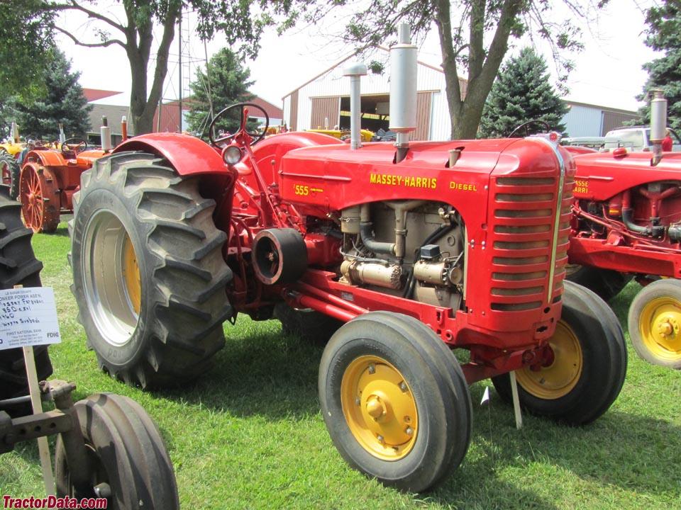 Massey Harris Tractor : Tractordata massey harris tractor photos information