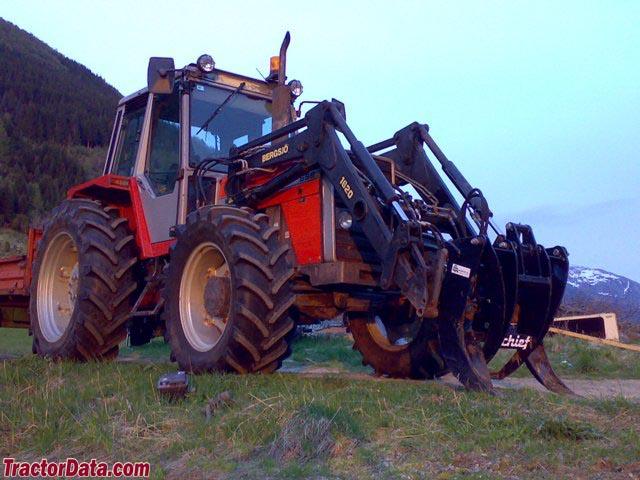 Massey Ferguson 699-4 with loader