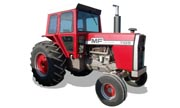 Massey Ferguson 1105 tractor photo