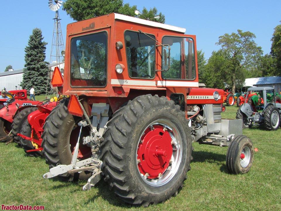 TractorData com Massey Ferguson 1130 tractor photos information