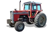 Massey Ferguson 1135 tractor photo