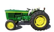 John Deere 830 tractor photo