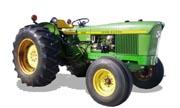 John Deere 1530 tractor photo