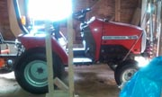 Massey Ferguson 1215 tractor photo