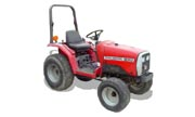 Massey Ferguson 1220 tractor photo