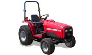 Massey Ferguson 1235 tractor photo