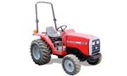 Massey Ferguson 1240 tractor photo