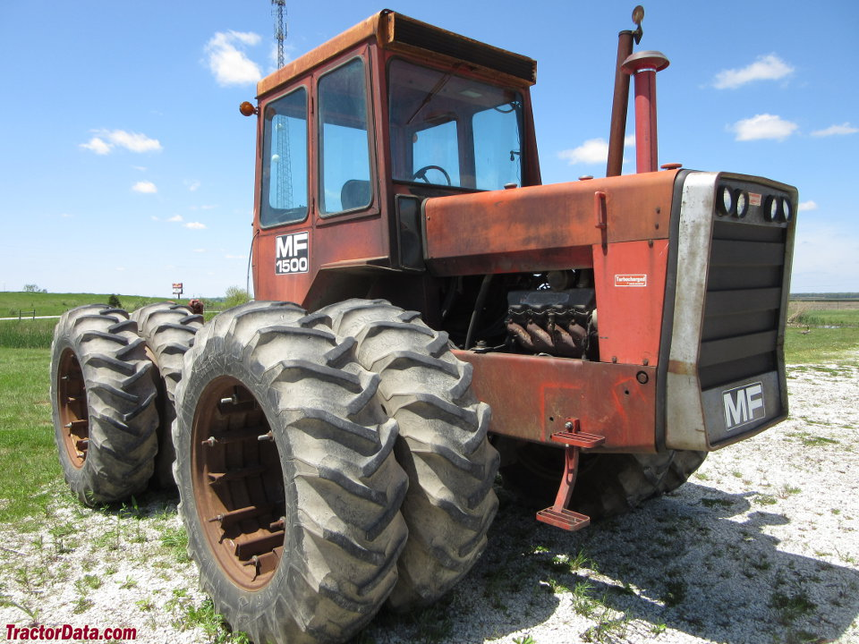 1979 Ford 1500 4 Wheel Drive Tractor : Tractordata massey ferguson tractor photos