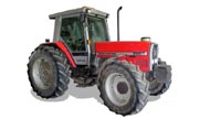 Massey Ferguson 3120T tractor photo