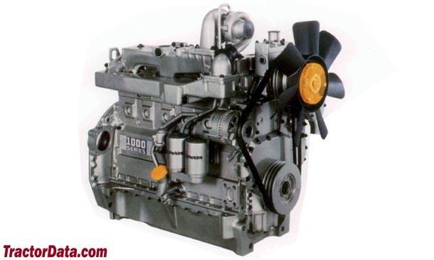 Massey Ferguson 3140  engine photo