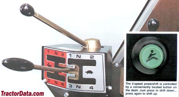 Massey Ferguson 3505  transmission photo
