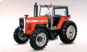 Massey Ferguson 3525 tractor photo