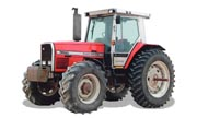 Massey Ferguson 3650 tractor photo