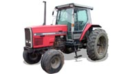 Massey Ferguson 3660 tractor photo