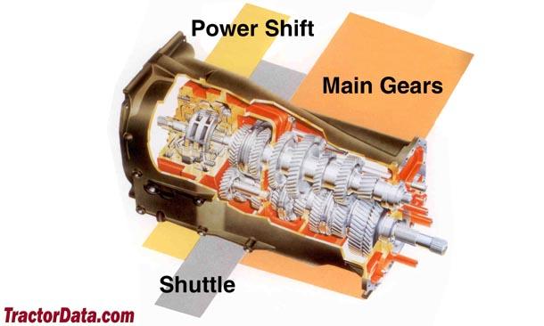 TractorData com Massey Ferguson 3660 tractor transmission