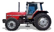 Massey Ferguson 3680 tractor photo