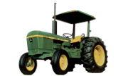 John Deere 2040 tractor photo