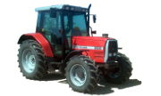 Massey Ferguson 6150 tractor photo