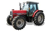 Massey Ferguson 6180 tractor photo