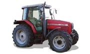 Massey Ferguson 6255 tractor photo