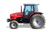 Massey Ferguson 6265 tractor photo