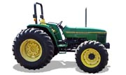 John Deere 5500 tractor photo
