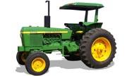 John Deere 2440 tractor photo