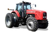 Massey Ferguson 8260 tractor photo