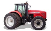 Massey Ferguson 8270 tractor photo