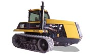 Challenger 75C tractor photo
