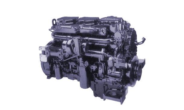 Challenger 75C  engine photo