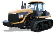 Challenger 95E tractor photo