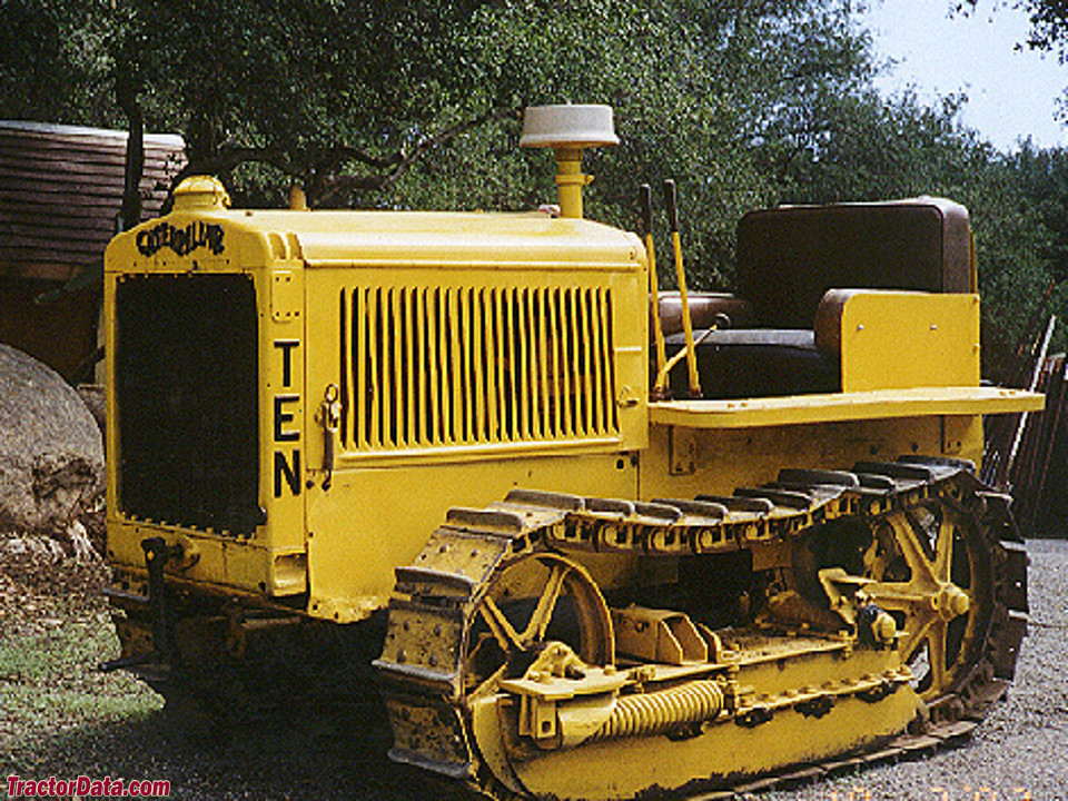Caterpillar Ten