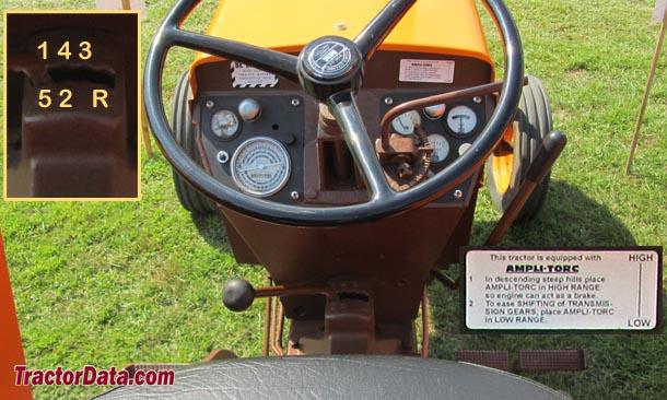 Minneapolis-Moline M-5 Ampli-Torc transmission photo