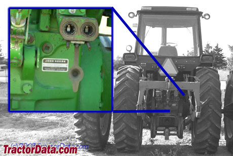 97 td3serial tractordata com john deere 4640 tractor information where is the fuse box on a john deere 4850 at bayanpartner.co