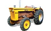 Minneapolis-Moline G704 tractor photo