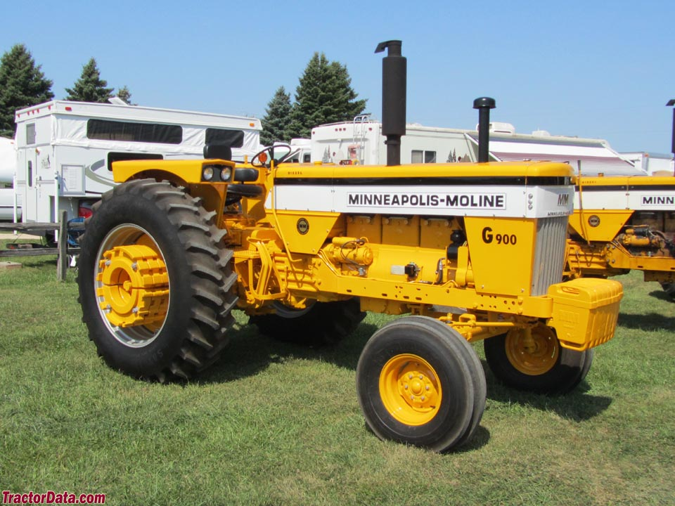 982 Minneapolis Moline G900 Photos on case tractor wiring diagram